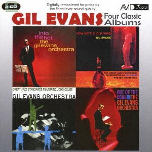 ギル・エヴァンス/EVANS-FOUR CLASSIC ALBUMS