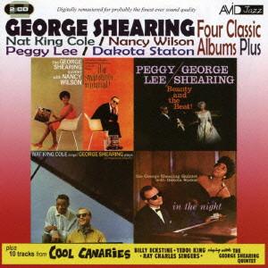 ジョージ・シアリング/SHEARING- FOUR CLASSIC ALBUMS PLUS