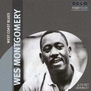 ウェス・モンゴメリー/WEST COAST BLUES