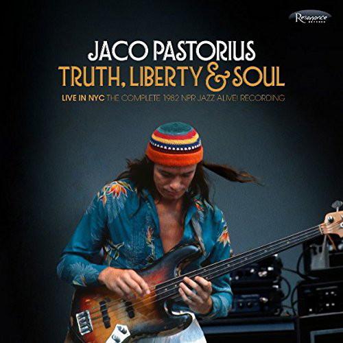 ジャコ・パストリアス/ライヴ・イン・ニューヨーク〜コンプリート1982 NPR ジャズ・アライヴ!レコーディング