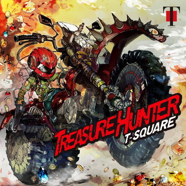 T-SQUARE/TREASURE HUNTER
