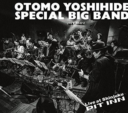 大友良英スペシャルビッグバンド/大友良英SPECIAL BIG BAND LIVE AT SHINJUKU PIT INN 新宿ピットイン50周年記念