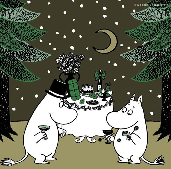 -Joy with Moomin-クリスマス企画