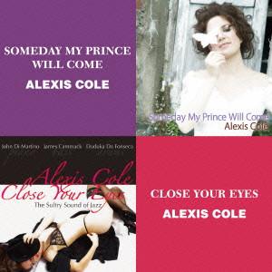 アレクシス・コール/The Best Coupling Series いつか王子様が/クローズ・ユア・アイズ