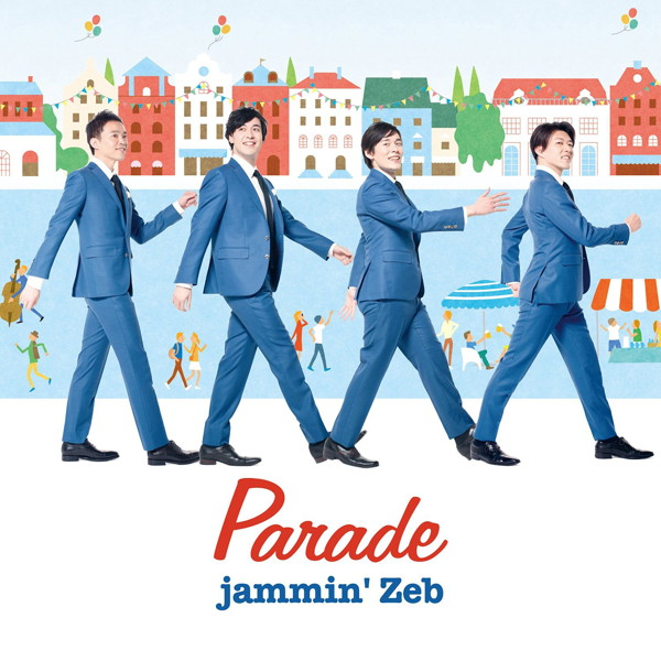 jammin'Zeb/PARADE