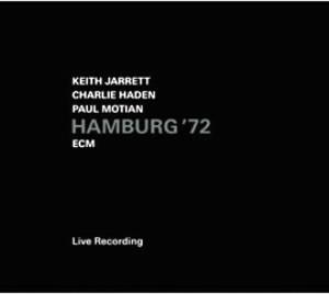キース・ジャレット・トリオ/ハンブルク'72