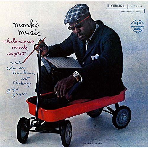 セロニアス・モンク/モンクス・ミュージック+2