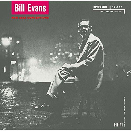 ビル・エヴァンス/ニュー・ジャズ・コンセプションズ+1