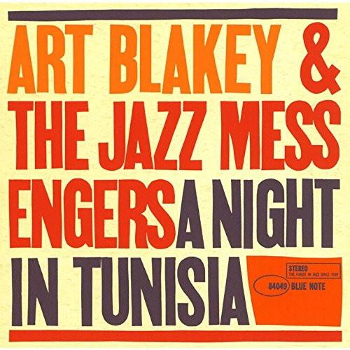 アート・ブレイキー&ザ・ジャズ・メッセンジャーズ/チュニジアの夜+2