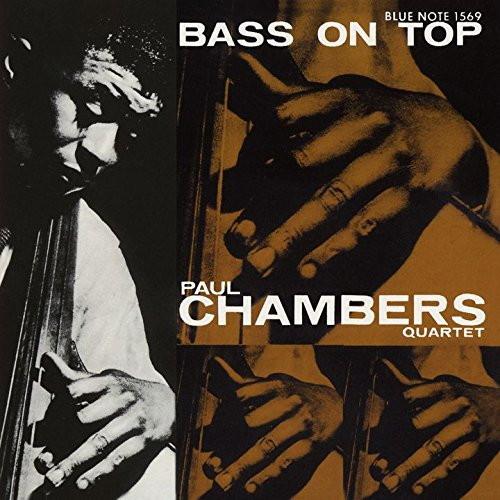ポール・チェンバース/ベース・オン・トップ+1