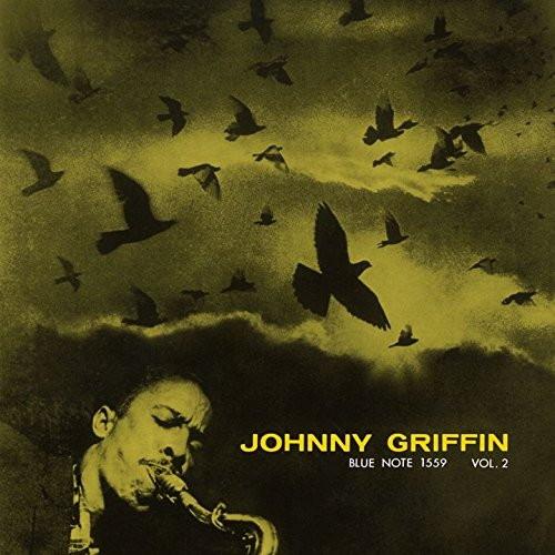 ジョニー・グリフィン/ア・ブローイング・セッション+1