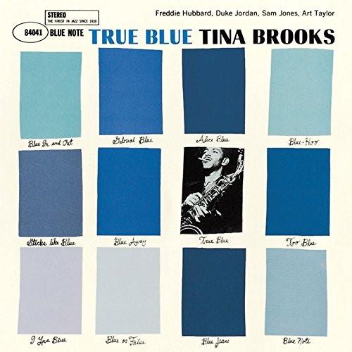 ティナ・ブルックス/トゥルー・ブルー+2