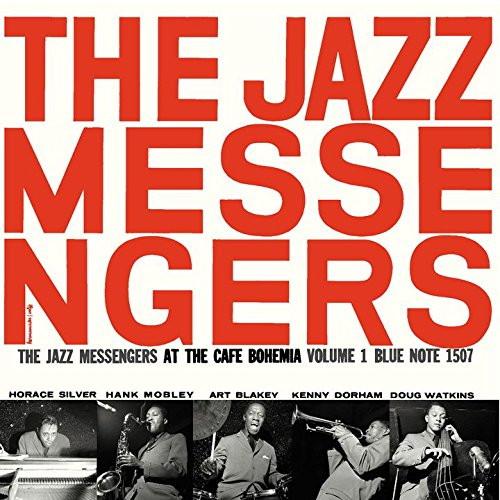 アート・ブレイキー&ザ・ジャズ・メッセンジャーズ/コンプリート・カフェ・ボヘミアのジャズ・メッセンジャーズ Vol.1+3