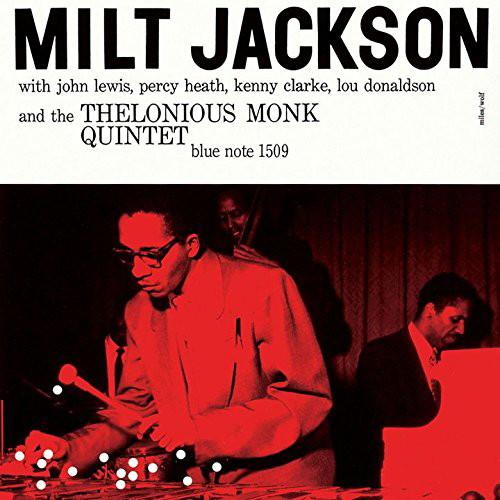 ミルト・ジャクソン/ミルト・ジャクソン+7