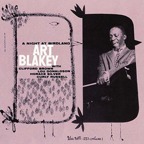 アート・ブレイキー/バードランドの夜 Vol.1+2