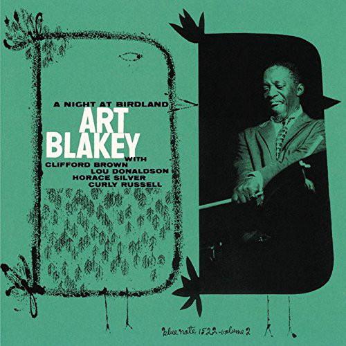 アート・ブレイキー/バードランドの夜 Vol.2+2
