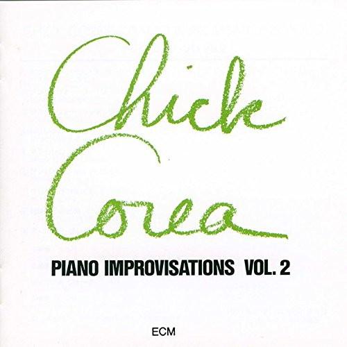 チック・コリア/チック・コリア・ソロ Vol.2