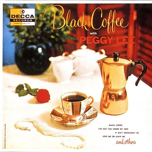 ペギー・リー/ブラック・コーヒー