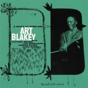 アート・ブレイキー/バードランドの夜 Vol.2