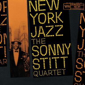 ソニー・スティット/ニューヨーク・ジャズ