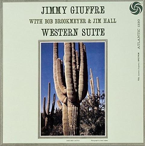 ジミー・ジュフリー/ウェスタン組曲