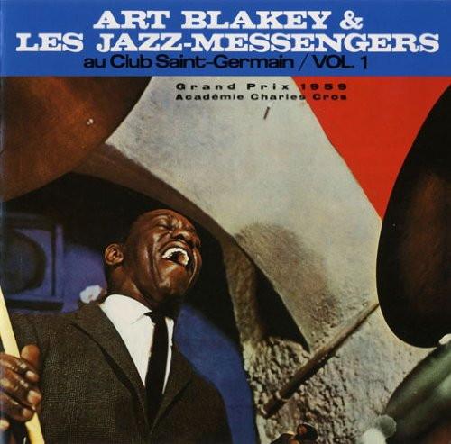 アート・ブレイキー&ザ・ジャズ・メッセンジャーズ/サンジェルマンのジャズ・メッセンジャーズ Vol.1