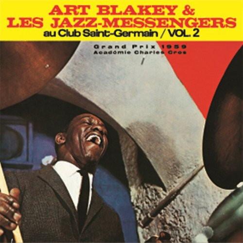 アート・ブレイキー&ザ・ジャズ・メッセンジャーズ/サンジェルマンのジャズ・メッセンジャーズ Vol.2