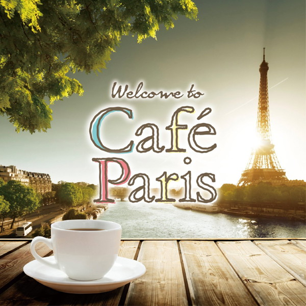 Welcome to Cafe Paris