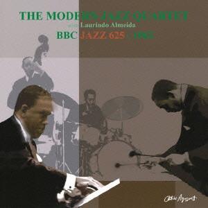 モダン・ジャズ・クァルテット w.ローリンド・アルメイダ/BBC「ジャズ・625」-1963