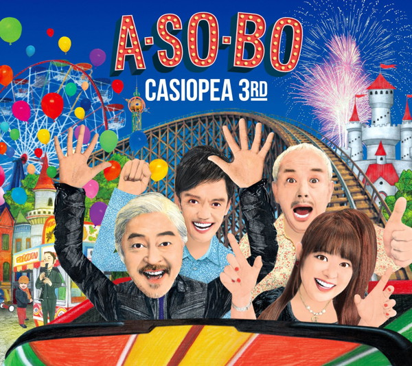 CASIOPEA 3rd/A・SO・BO(DVD付)