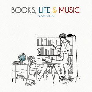 Super Natural/BOOKS,LIFE&MUSIC