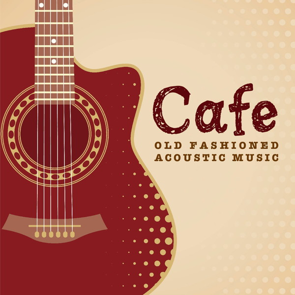 Cafeでゆっくり流れる音楽-OLD FASHIONED ACOUSTIC MUSIC-