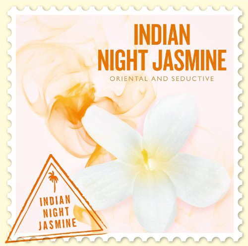 SCENTS OF THE WORLD〜INDIAN NIGHT JASMINE