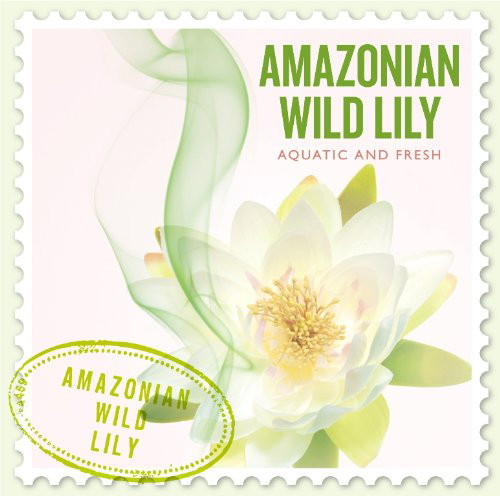 SCENTS OF THE WORLD〜AMAZONIAN WILD LILY