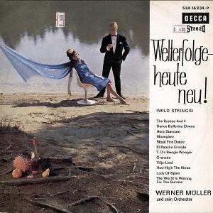 ウェルナー・ミューラー・オーケストラ/ワイルド・ストリングス