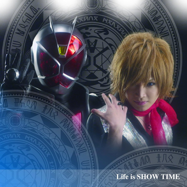 鬼龍院翔 from ゴールデンボンバー/Life is SHOW TIME(通常盤)(DVD付)