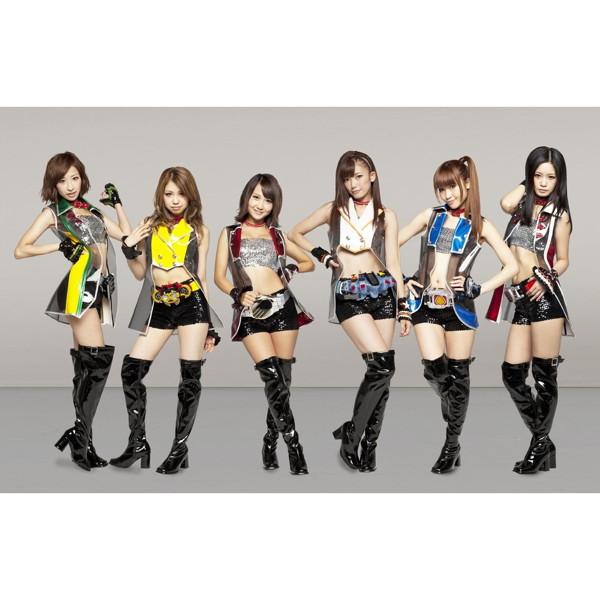 KAMEN RIDER GIRLS/Just the Beginning(DVD付)