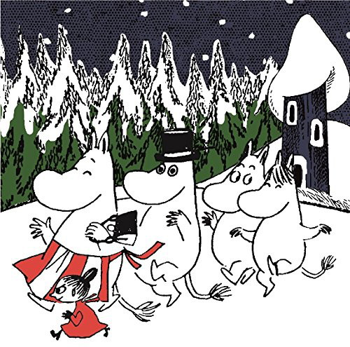 Joy with Moomin Christmas Songs for Kids こどものためのクリスマス・ソング・ベスト