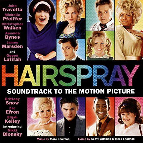 「ヘアスプレー」オリジナル・サウンドトラック