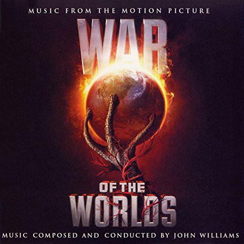 「宇宙戦争」オリジナル・サウンドトラック