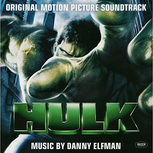 ハルク(オリジナル・サウンドトラック)