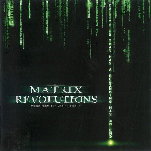 マトリックス レボリューションズ オリジナル・サウンドトラック