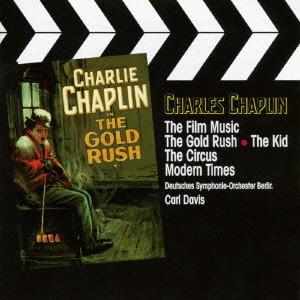 ディヴィス/チャップリンの映画音楽