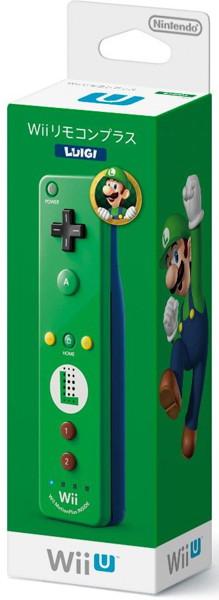 Wii リモコンプラス(ルイージ)