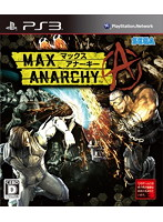 MAX ANARCHY(�}�b�N�X �A�i�[�L�[) [PS3]