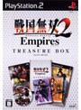 戦国無双2 EmpiresTREASURE BOX
