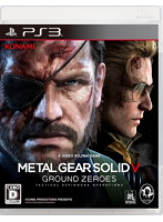 �R�i�~ METAL GEAR SOLID V GROUND ZEROES [PS3]