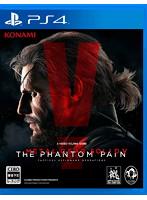 METAL GEAR SOLID V: THE PHANTOM PAIN 通常版