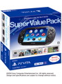 PlayStationVita Super Value Pack 3G/Wi-Fiモデル クリスタル・ブラック