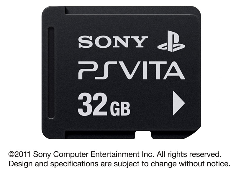 メモリーカード 32GB PlayStation Vita用